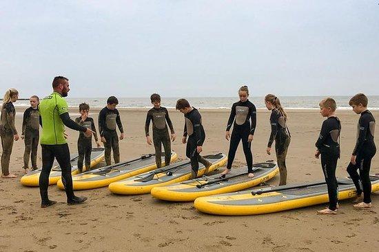 Cours collectif de paddle