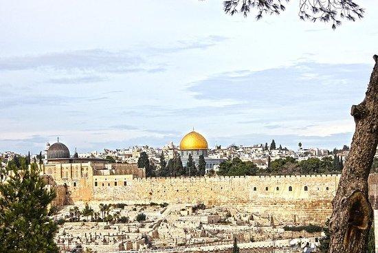 11-daagse toprondes over Israël en ...