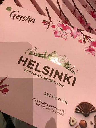 Geisha chocolate