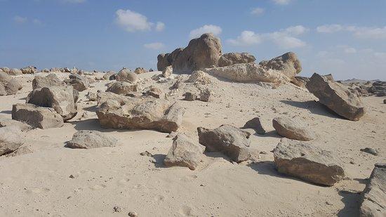 Duqm, Omán: Rock Garden
