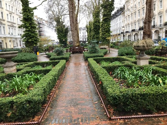 ‪Norfolk Square Gardens‬