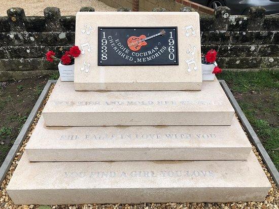 Eddie Cochran Memorial
