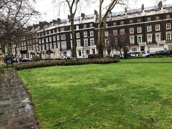 Sussex Gardens Open Space