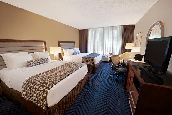 Plainsboro, NJ: Guest room