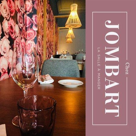 Chez Jombart - La salle a manger