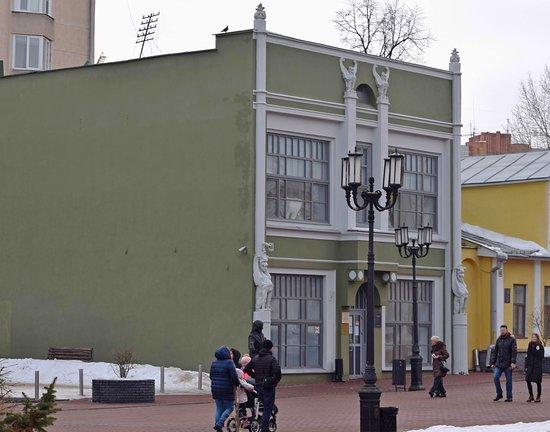 Merchant Wing of Kameneva