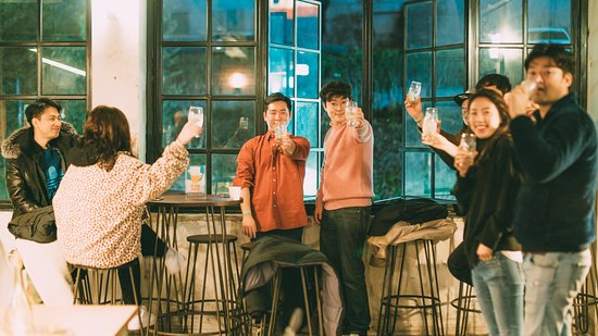 Jeju Seogwipo Pub Crawl