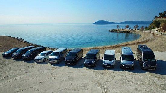 Rijeka, Kroatien: Royal transfer Croatia