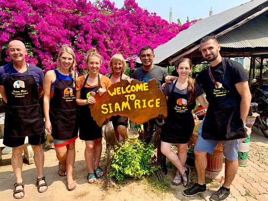 Siam Rice Thai Cookery School