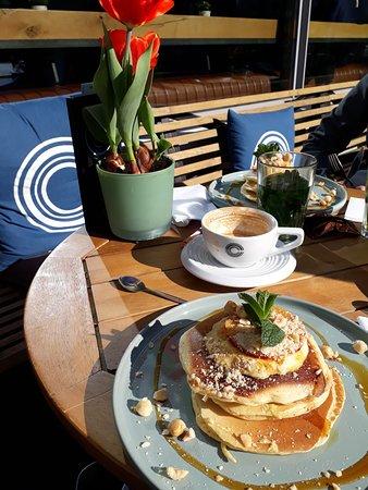 DENF Coffee: Heerlijke pancakes