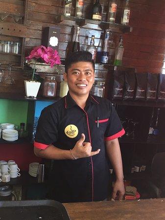 Great Coffee on Nusa Lembongan