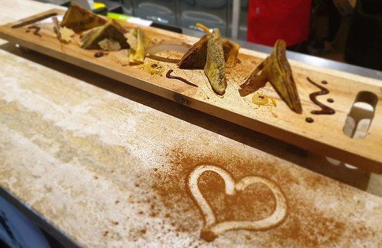 Paninoteca Skip Lido di Camaiore: Cubicatura Crepes