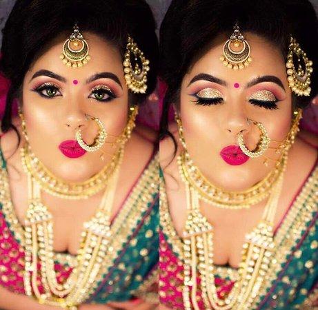 Makeup mistress