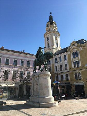 Statue of Hunyadi János