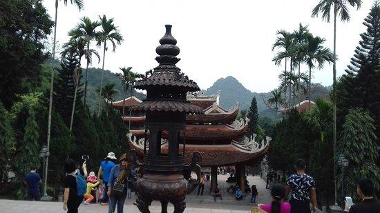 Parfume pagoda