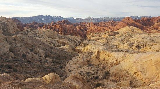 Private Valley of Fire Vandring och Sightseeing Äventyr: Valley of Fire