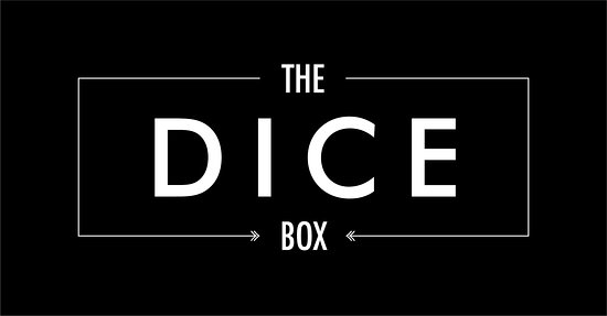 ‪The Dice Box‬