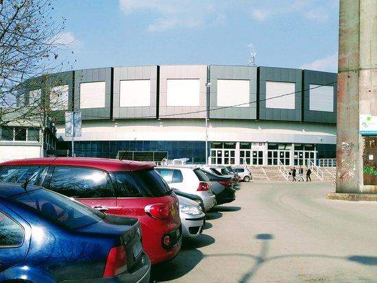 NIS, Serbia: Sports Complex Cair