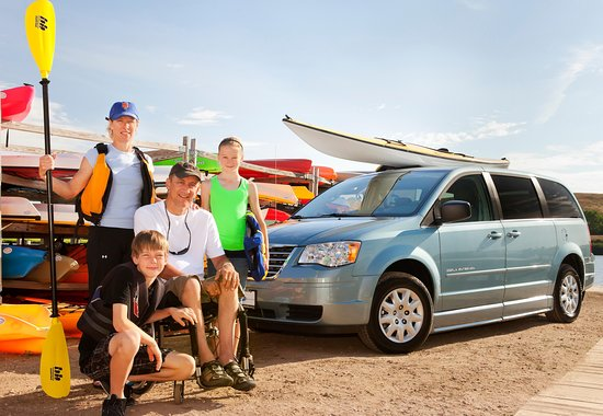 Premier Accessible Van Rentall