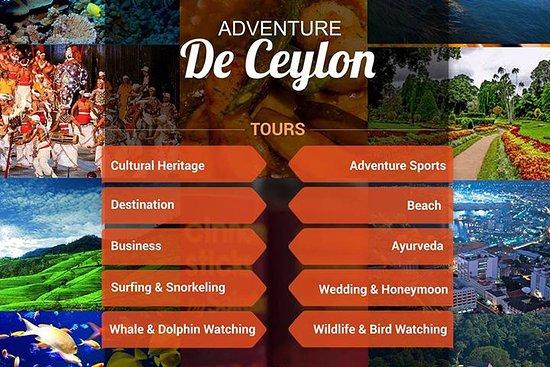 Adventure De Ceylon
