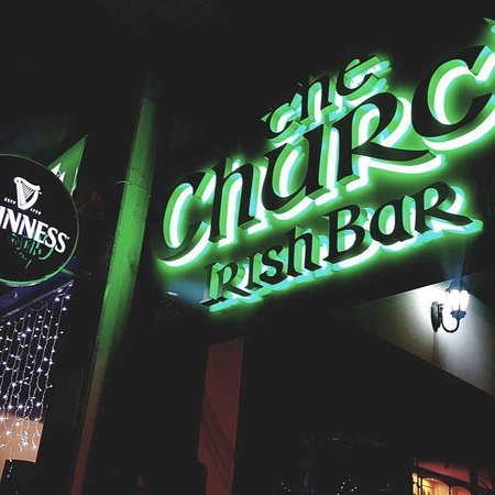 The Church Irish bar, Albir
