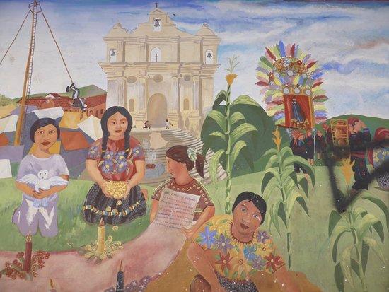 Cartoline da Chichicastenango, Guatemala