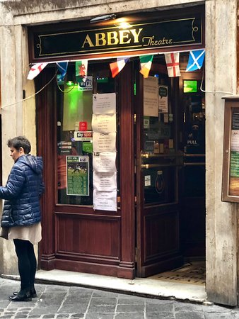 Abbey Theatre Irish Pub Rome - 2019 All You Need to Know ...