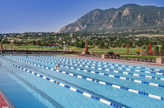 Cheyenne Mountain Resort Colorado Springs, A Dolce Resort: 50-meter Olympic sized outdoor pool