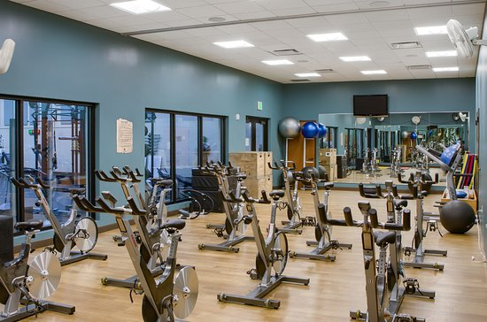 Cheyenne Mountain Resort Colorado Springs, A Dolce Resort: 1 of 2 fitness training rooms