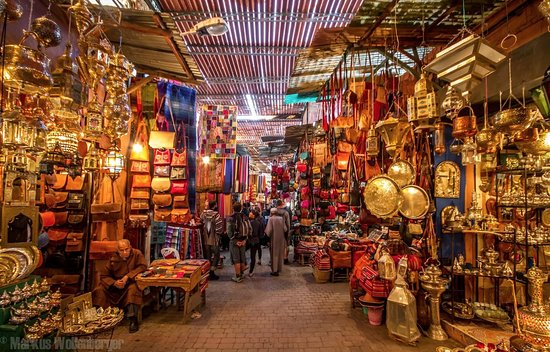 The Moroccan Touch