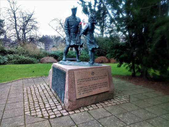 51st Highland Division Memorial