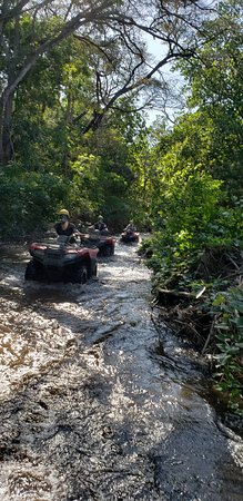 Planet Hollywood Beach Resort Costa Rica: ATV mountain tour 🐒