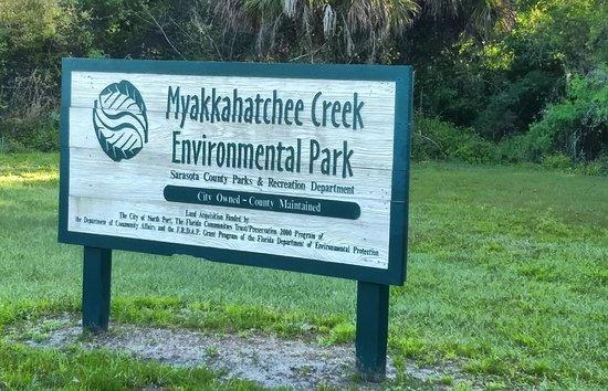 North Port, FL: Entrance Sign