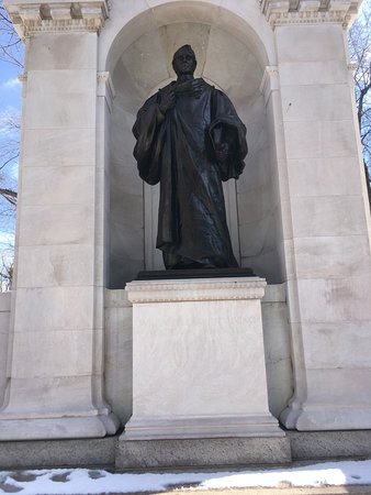 William Ellery Channing Statue