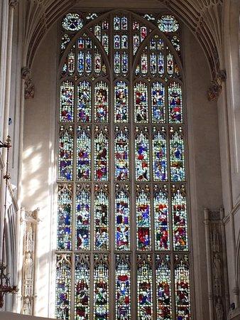 Bath Abbey: Inside the Abbey