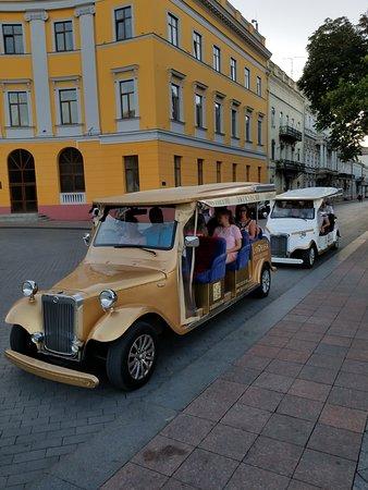 Love Odessa Excursions