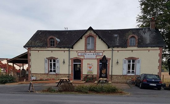 Magnac-Laval, France: Very well renovated