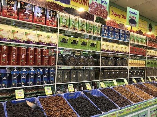 It's Dates Shop in Madina Ner Bhr Osman Garden