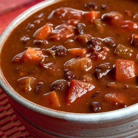 Spicy Black Bean Chili
