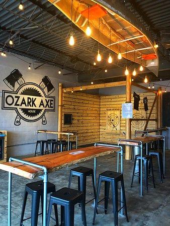 Ozark Axe House