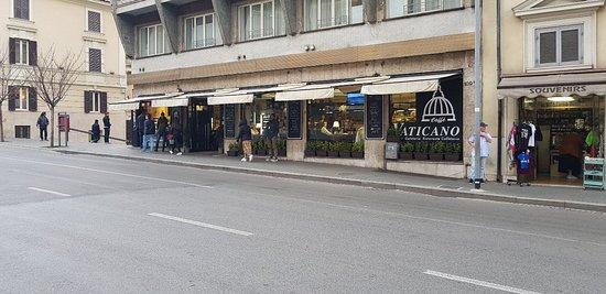 Risultati immagini per viale vaticano bar Fe.Ma