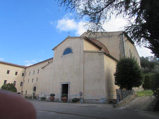 Massa Marittima, Italia: la facciata