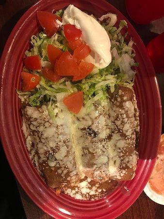 Senor Patron Mexican Cuisine: Best food in America