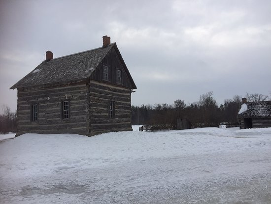 The Log Farm