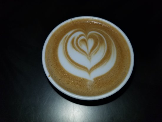 Beaverdell, Kanada: Nicely mad coffee