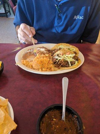 Dinner in El Centro