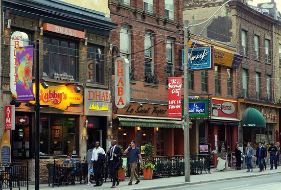 Toronto Entertainment District BIA