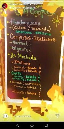 Llolleo, Cile: Combi Completa