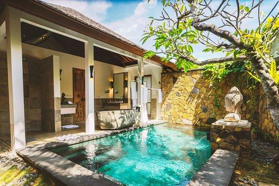 Seraya, Indonesia: Our Sky Villa