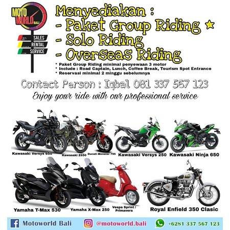 Motoworld Bali